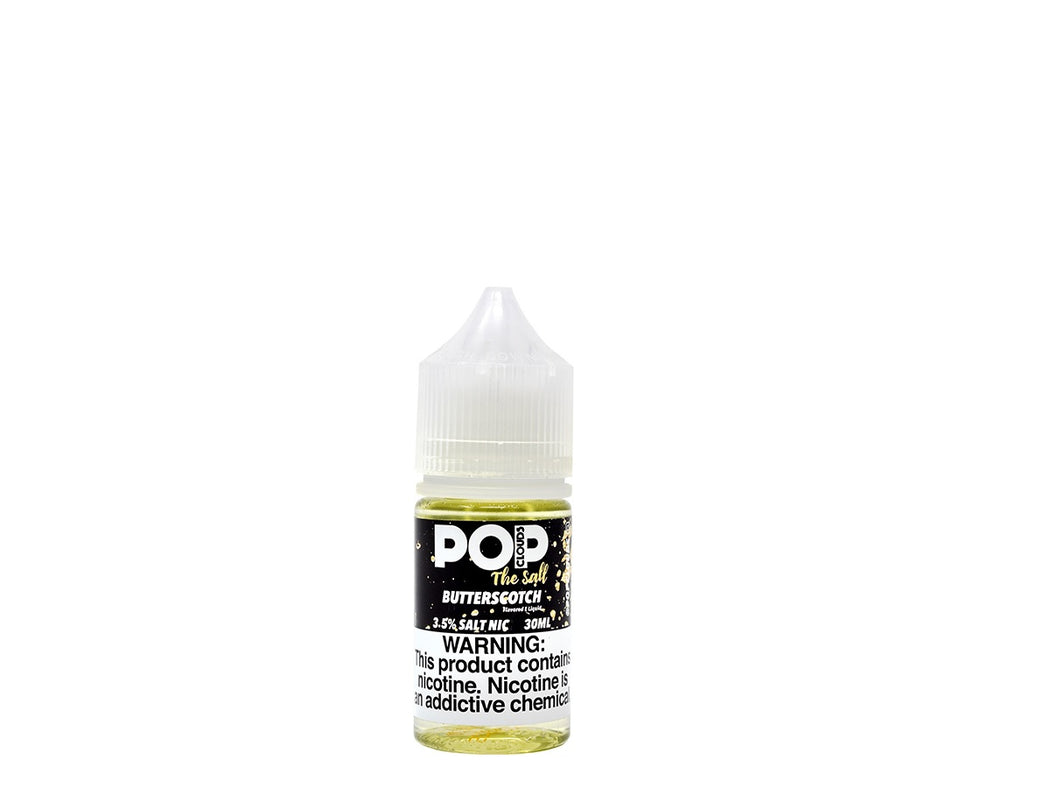 Pop Clouds The Salt Butterscotch E-Liquid