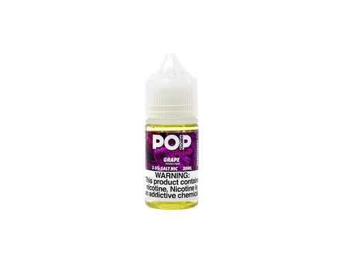 Pop Clouds The Salt Grape E-Liquid