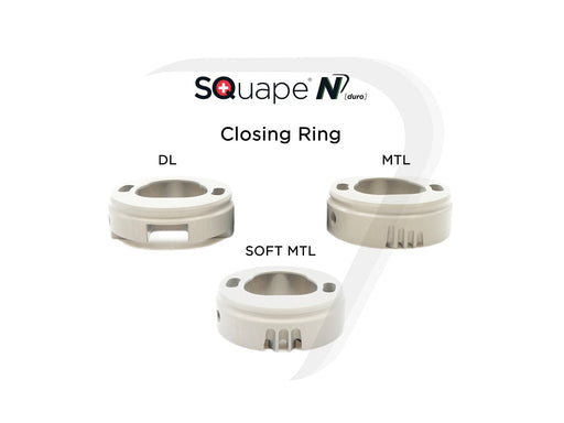 StattQualm SQuape N[duro] Closing Ring