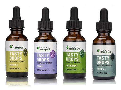Tasty Drops CBD Extract
