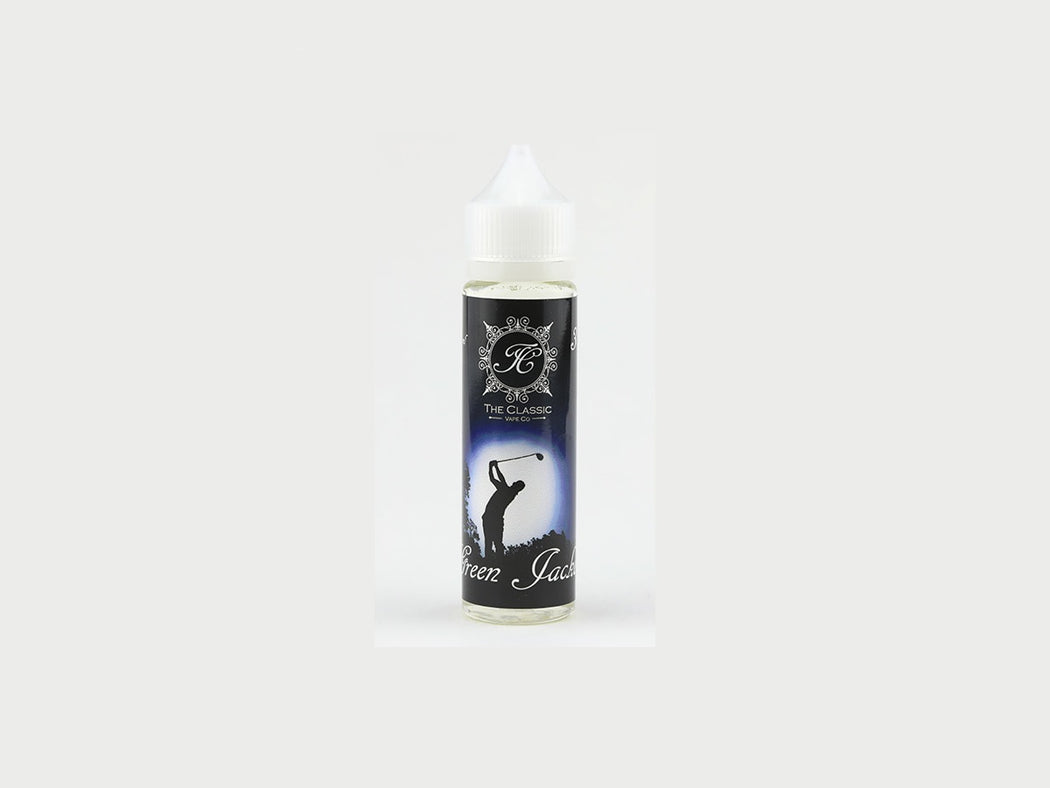 The Classic Vape Co. Green Jacket E-Liquid