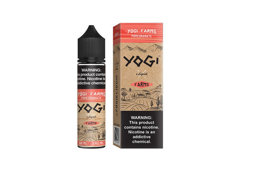 Yogi Farms Pomegranate E-Liquid