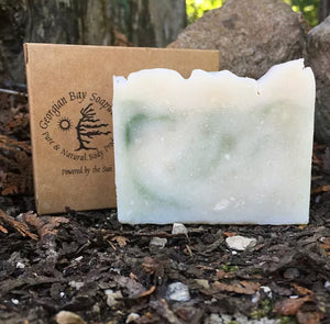 Sweetgrass Soap - Georgian Bay Soapworks