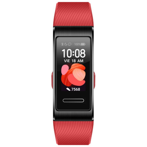 HUAWEI BAND 4 PRO, RED