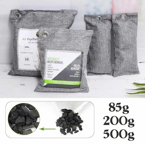 Air Purifying Bag Natural Air Freshener Bags