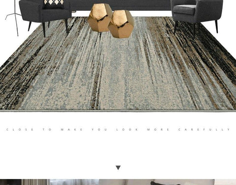 Image of Abstract Style Soft PP Large Carpets-carpets-Eills Collection-Eills Collection