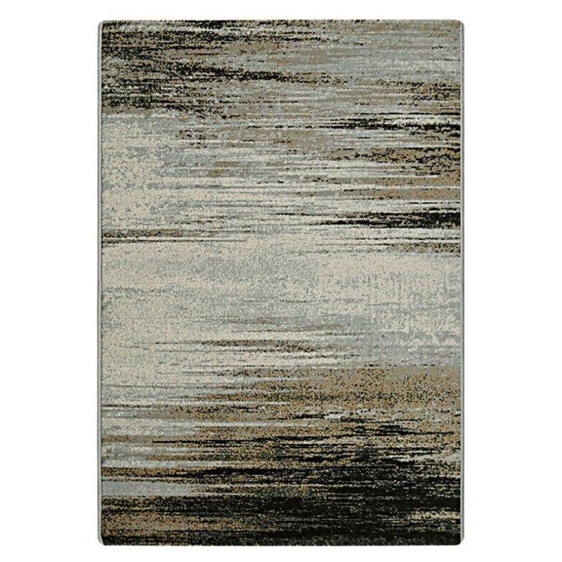 Abstract Style Soft PP Large Carpets
