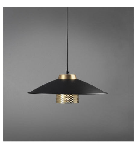 Image of Aisilan LED Dining Room Lamp Nordic Artistic Metal Pendant Light New Release Minimalist Bar Study Cafe Hang Lamp Bedside Lamp