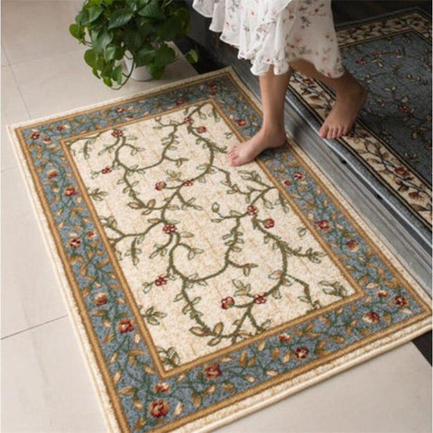 Image of American Style Soft Classical Delicate Carpets For Living Room-carpets-Eills Collection-1-60X90cm 23.6X35.4in-Eills Collection