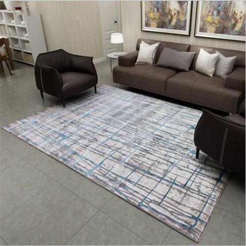 Image of Polypropylene And Cotton Light Hair European Style Carpets-carpets-Eills Collection-Eills Collection