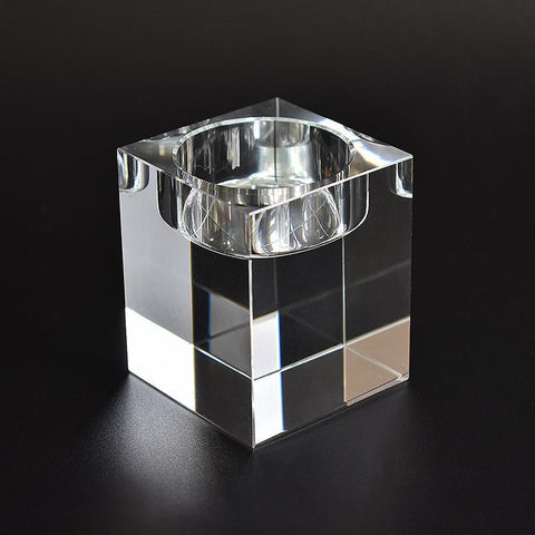 Image of Noti Home Crystal Candle Holders Set