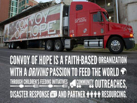 Convoy of Hope #FoodPak Kit
