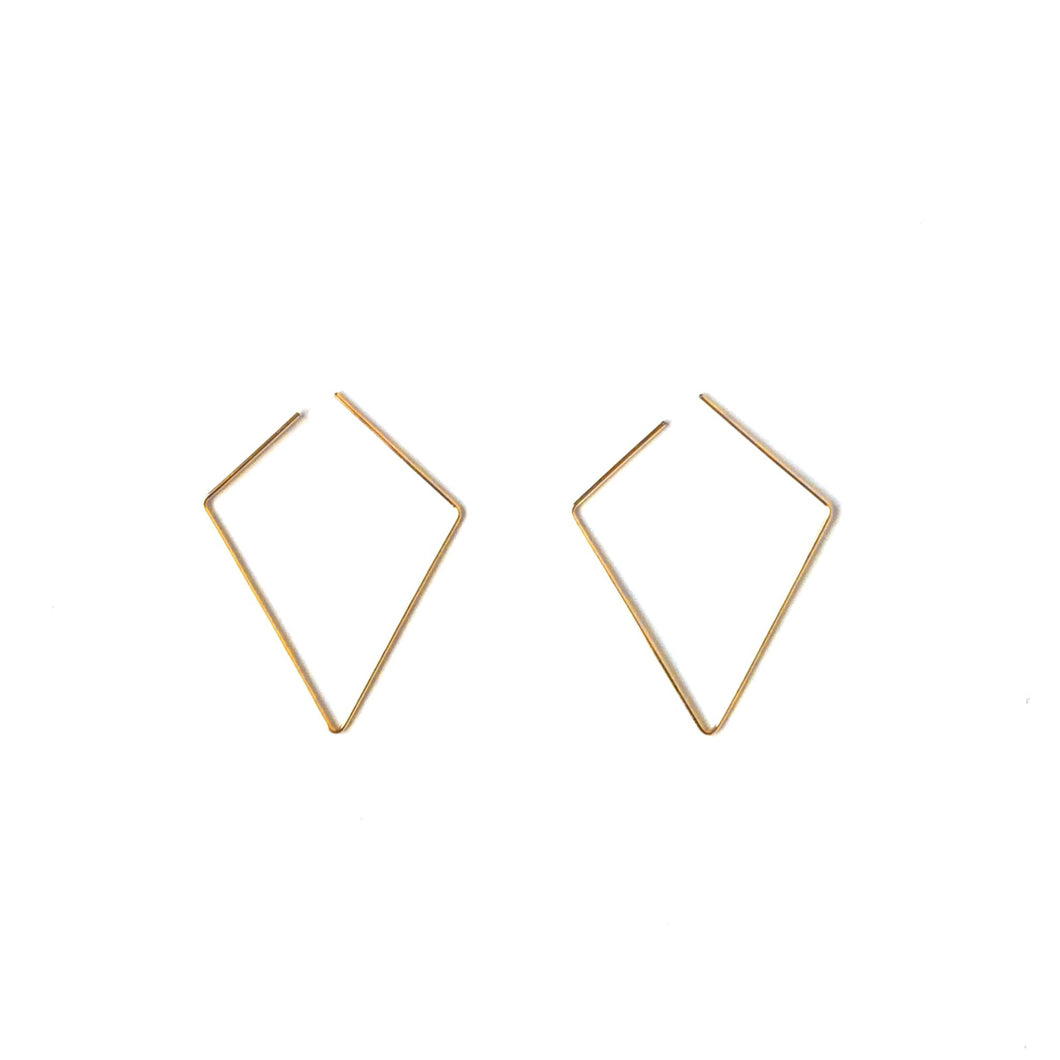 Kite Illusionist Earrings