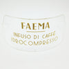 Faema Mercurio 1st series plexi-glass