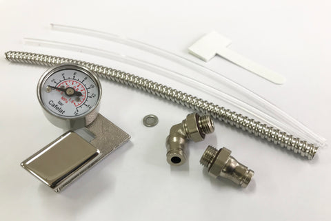 Robot Pressure Gauge Kit - Complete Set