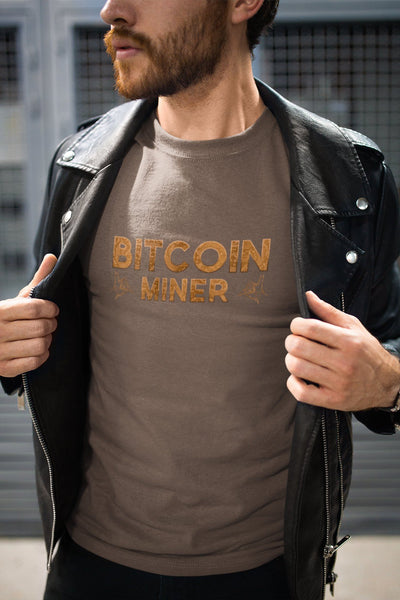 Bitcoin Miner TeeT-shirtEntrepreneurKing.coArmyS motivational quotes entrepreneur inspirational quotes