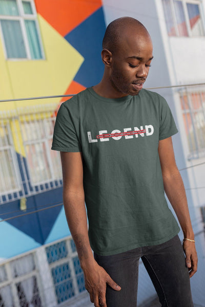Fuc*ing Legend T-shirtT-shirtEntrepreneurKing.coHeather ForestS motivational quotes entrepreneur inspirational quotes