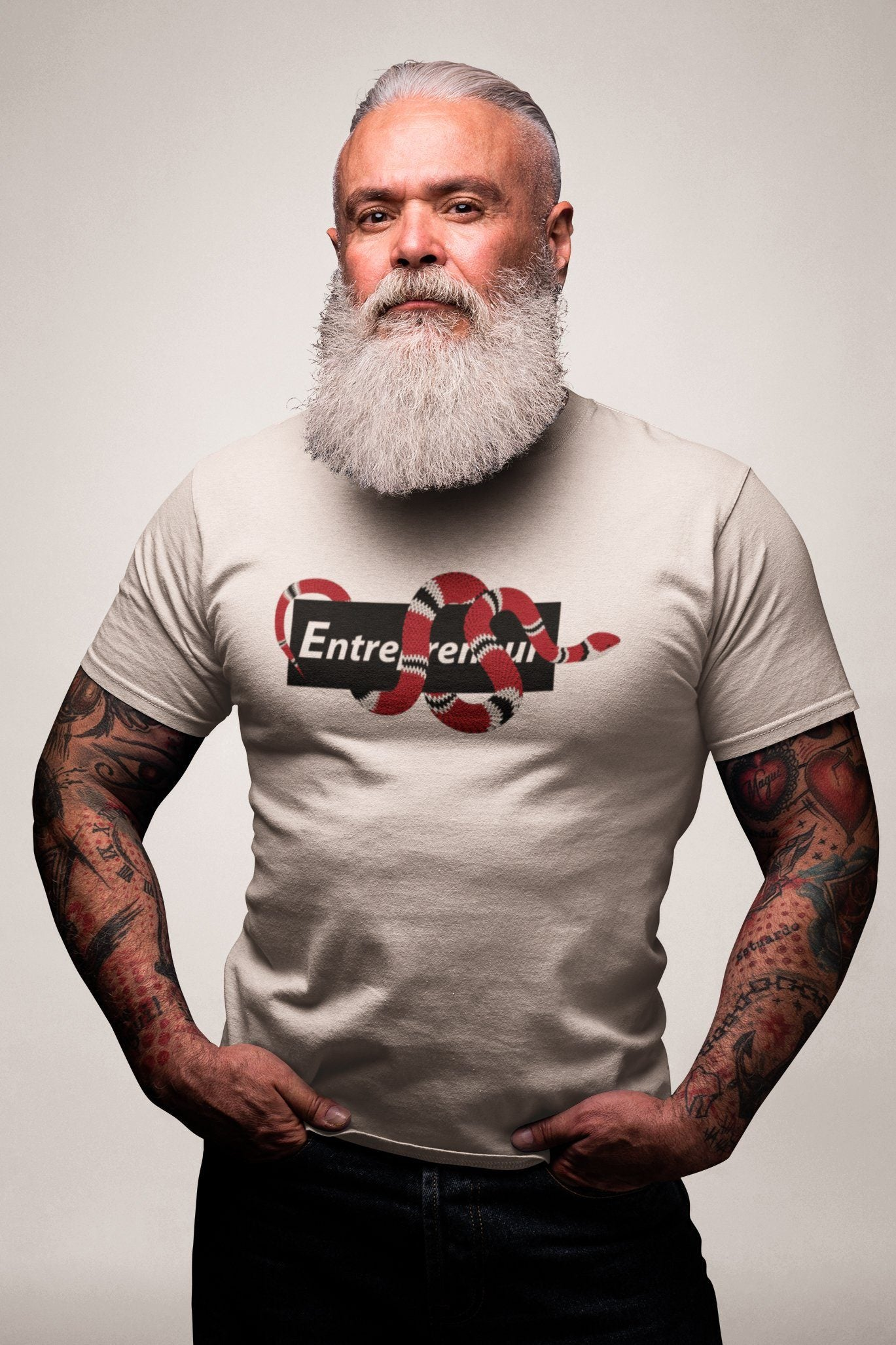 Entrepreneur Style TeeT-shirtEntrepreneurKing.coWhiteS motivational quotes entrepreneur inspirational quotes
