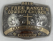 Classic Line Custom Trophy Buckles $100
