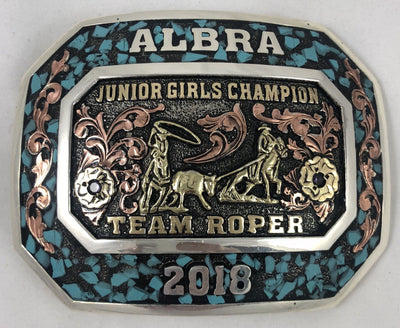 Custom Trophy Elite Line Buckles $120