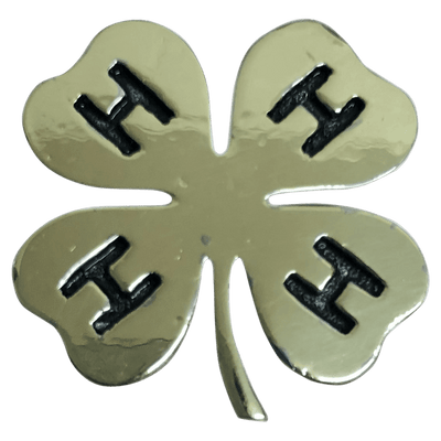 4-H Clover - Corriente Buckle