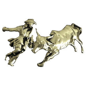 Bull Fighter - Corriente Buckle