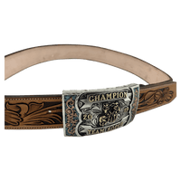 CBBOX 115 Crushed Turquoise - Corriente Buckle