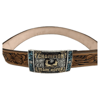 CBBOX 116 Crushed Turquoise - Corriente Buckle