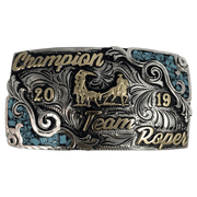 CBBOX 117 Crushed Turquoise - Corriente Buckle