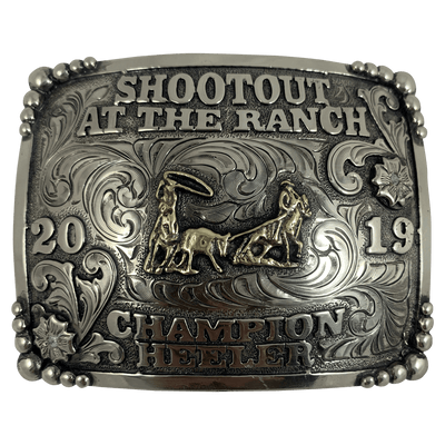 CBC 176 Old School - Corriente Buckle
