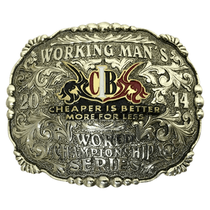 CBE 186 - Corriente Buckle