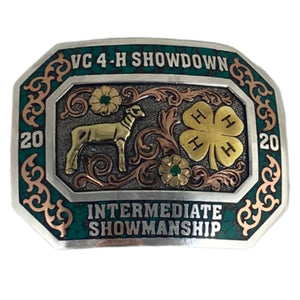 CBE 340 Crushed Green - Corriente Buckle