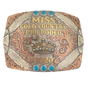 CBE 367 - Corriente Buckle