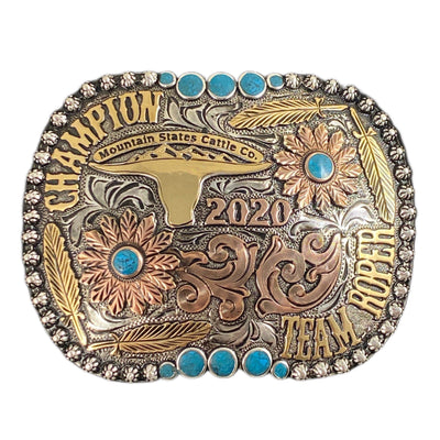 CBE 368 - Corriente Buckle