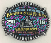 CBR 124 - Corriente Buckle