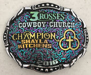 CBR 126 - Corriente Buckle