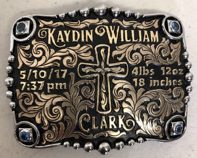 CBY 114 - Corriente Buckle