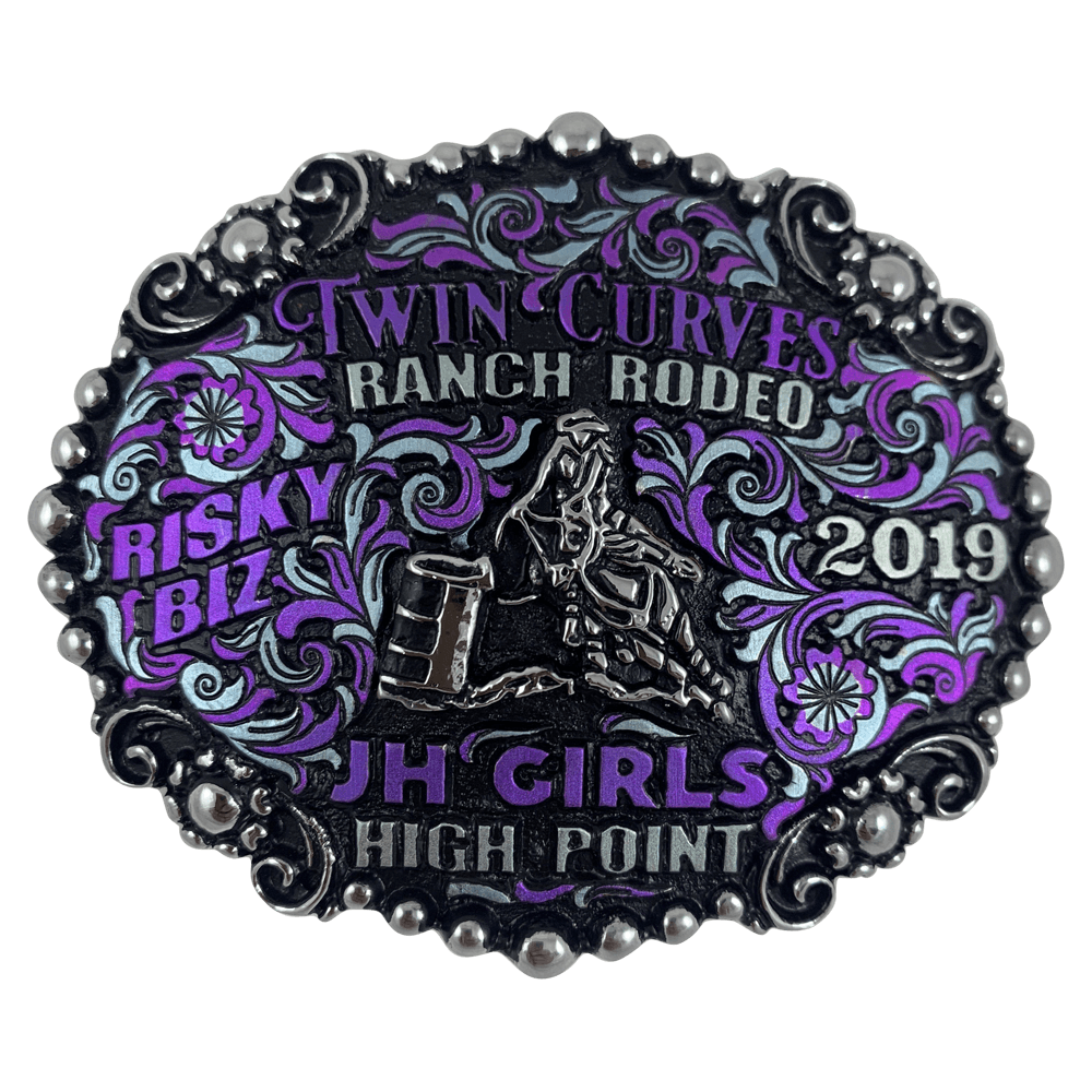 CBYR 105 - Corriente Buckle