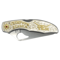 CSK 151 Byrd Knife - Corriente Buckle