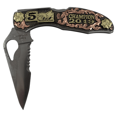 CSK 172 Byrd Knife - Corriente Buckle