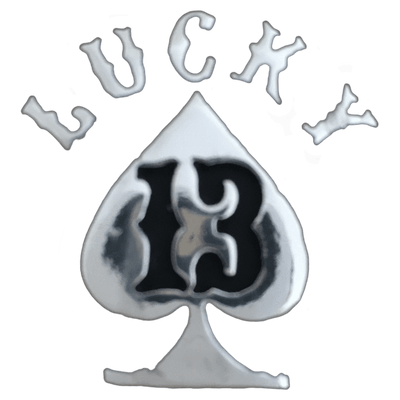 Lucky 13 - Corriente Buckle