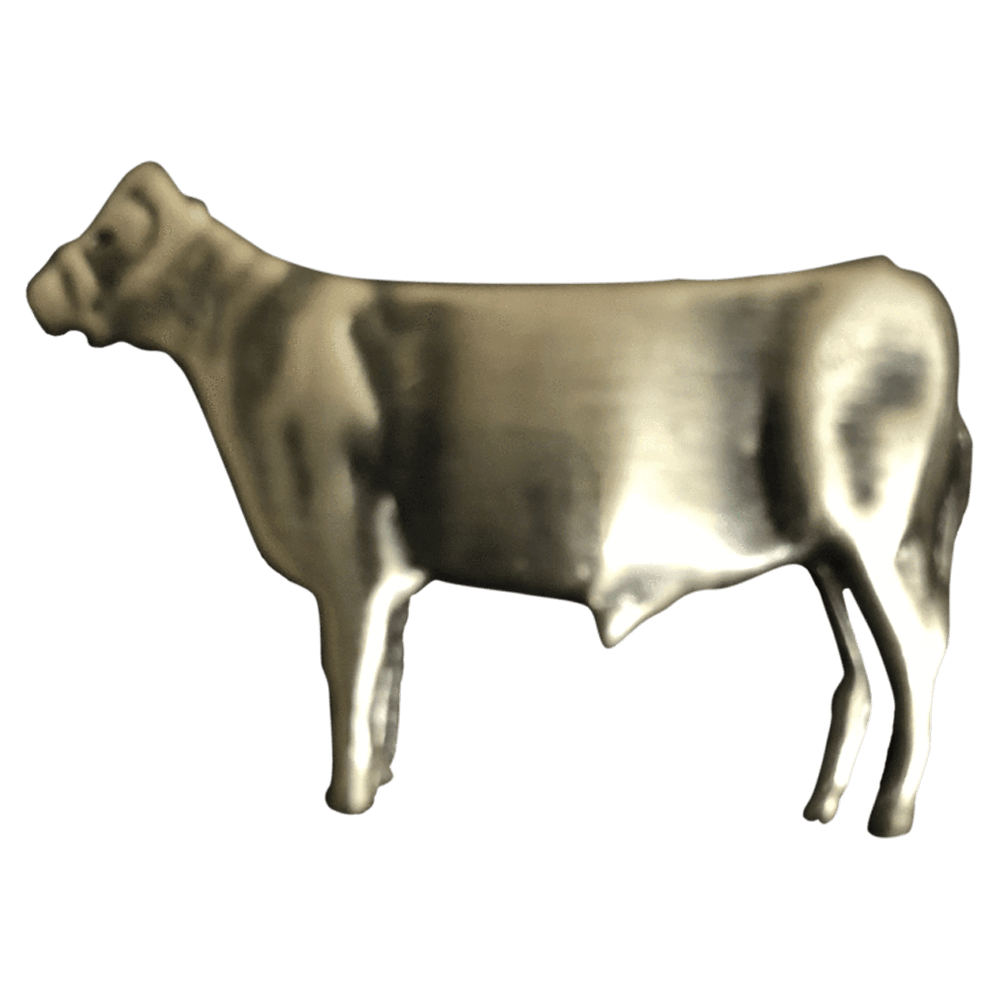 Market Steer - Corriente Buckle