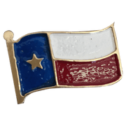 Texas Flag - Corriente Buckle