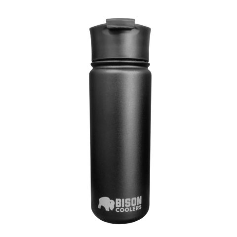 Bison Water Bottle - 18 OZ.