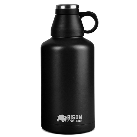 Bison Beer Growler - 64 OZ.