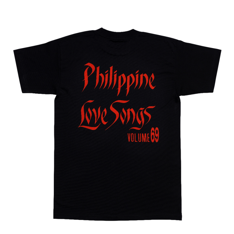 Philippine Love Songs SS T-Shirt