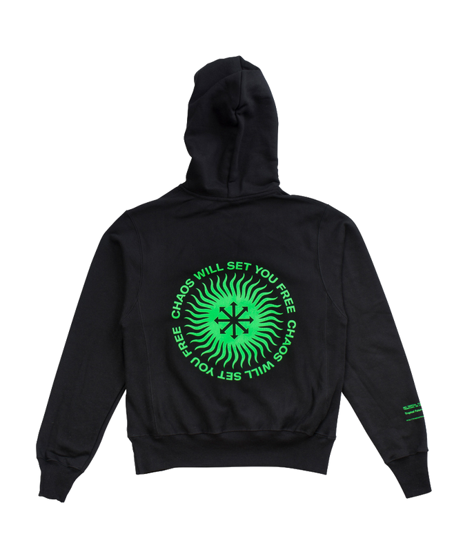 Chaos Will Set You Free Hoodie