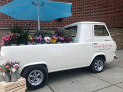 Pearl the Flower Truck