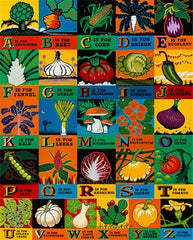 Vegetable ABC's