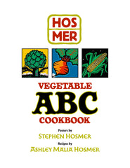Hosmer Vegetable ABC Cookbook